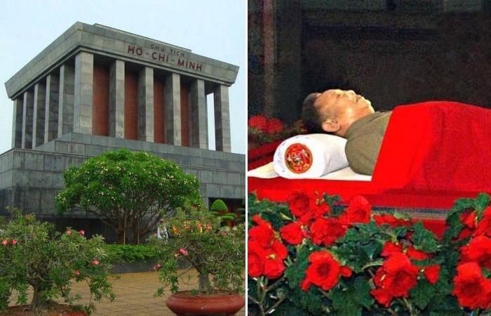 Настоящие «призраки коммунизма»: мавзолеи в столицах и мумии «красных» вождей.